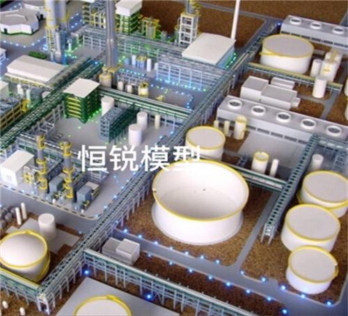 环保机械工业模型