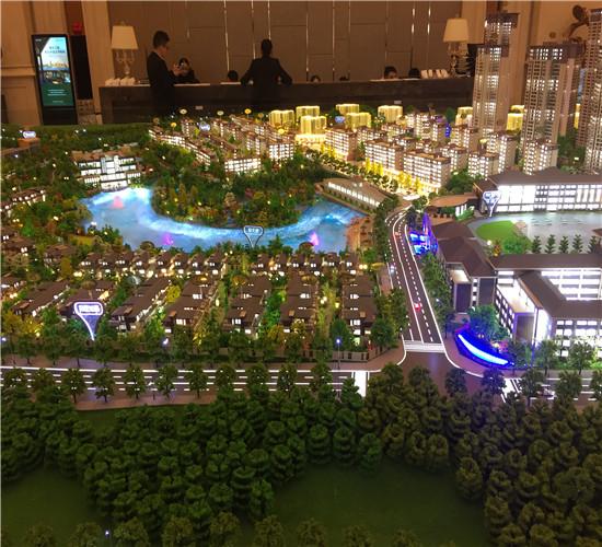 中建房地产模型