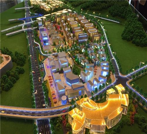 重庆房地产模型